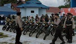 Polresta Palangkaraya dan Polda Kalteng Patroli Bersama Berantas Aksi Premanisme di Palangkaraya