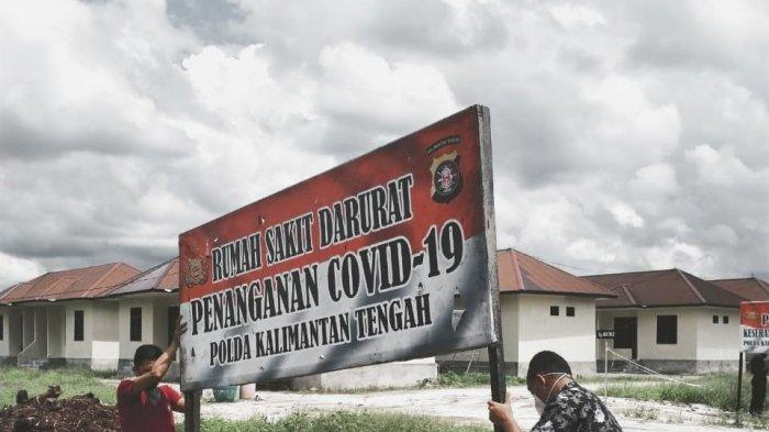 Rumah Sakit Bhayangkara Cek Kesiapan RS Darurat Antisipasi Lonjakan Pasien Covid-19