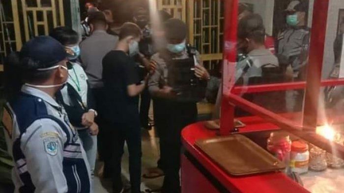 Langgar Jam Operasional, Pengelola dan Pengunjung THM di Palangkaraya Kena Sanksi Bayar Denda