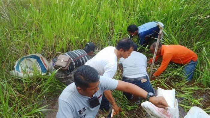 Identitas Kerangka di Trinsing Terungkap dari Baju Parpol, Sudah Dua Bulan Hilang