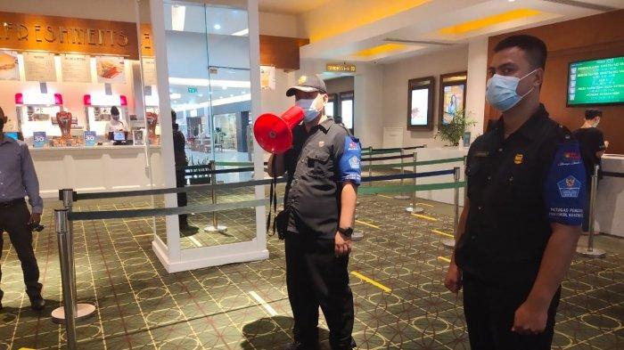 Pastikan Protokol Kesehatan Berjalan, Duta Mall Banjarmasin Bentuk Satgas Covid-19