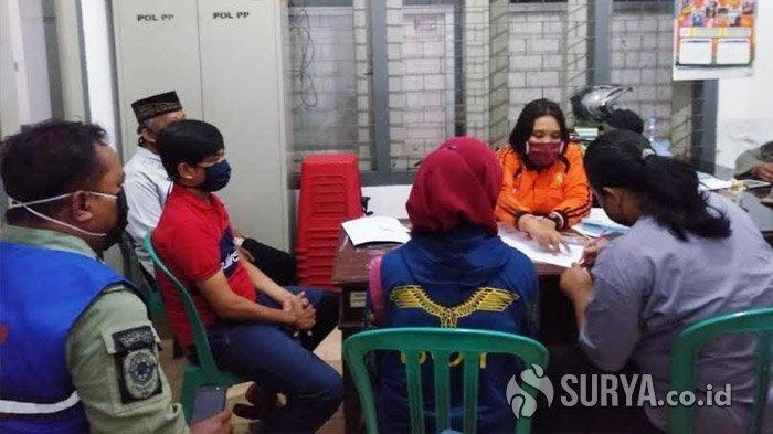 Ngamar Ditempat Kos, Lima Pasangan Mesum di Kediri Digerbek Satpol PP