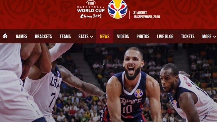 Pemenang Piala Dunia Basket 2010 dan 2014 Amerika Serikat Ditaklukkan Perancis dengan Skor 79-89