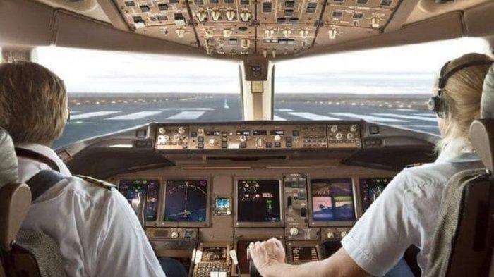 Ingin Tahu Rasanya Terbangkan Pesawat Garuda? Gampang, Siapkan Uang Rp 1,6 Juta