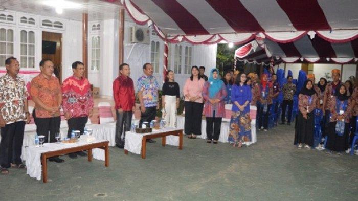 Kedatangan 23 Siswa Mengenal Nusantara, Pj Bupati Terangkan Gambaran Kapuas