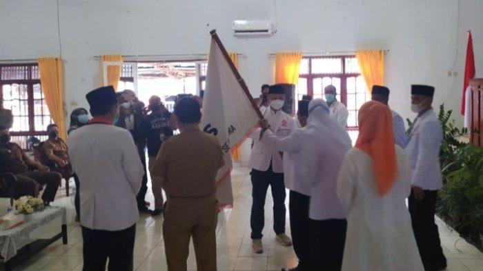 Dilantik Sebagai Ketua PKS Bartim Wabup Habib Said Siap Menangkan Partai di Barito Timur