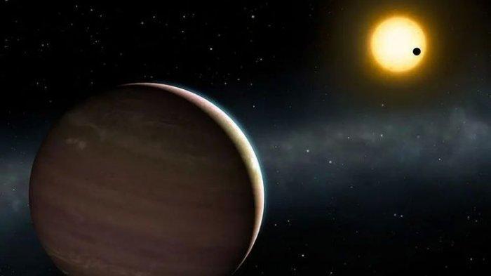 Terbaru Fenomena Alam Langka, Dua Planet Raksasa Menari di Luar Angkasa
