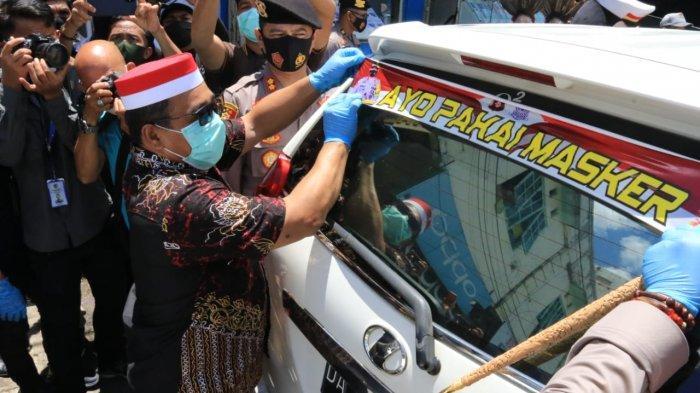 Covid-19 Kabupaten Barito Utara Terus Meningkat Rapid Test Massal Digencarkan