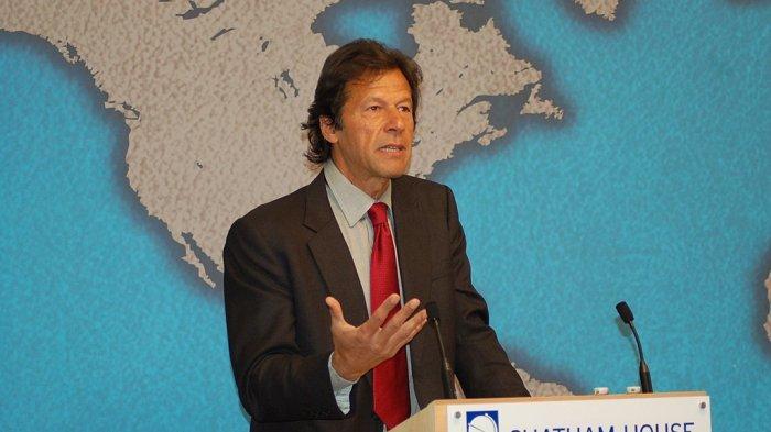 PM Pakistan Imran Khan Peringatkan Kemungkinan Perang Saudara di Afghanistan