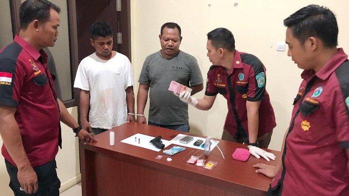 Polisi Tangkap Bandar Narkoba di Sampit dan Temukan Ini
