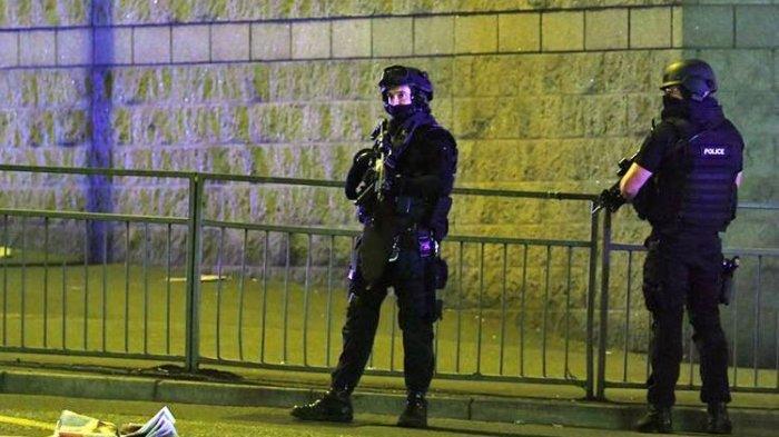Teror Bom di London, WNI Diimbau Tak Mendekat ke Manchester Arena