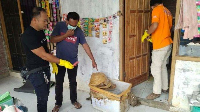 SADIS! Siti Aminah Tewas dengan Tubuh Terpotong-potong Dalam Boks Styrofoam, Kaki & Tangan di Kulkas