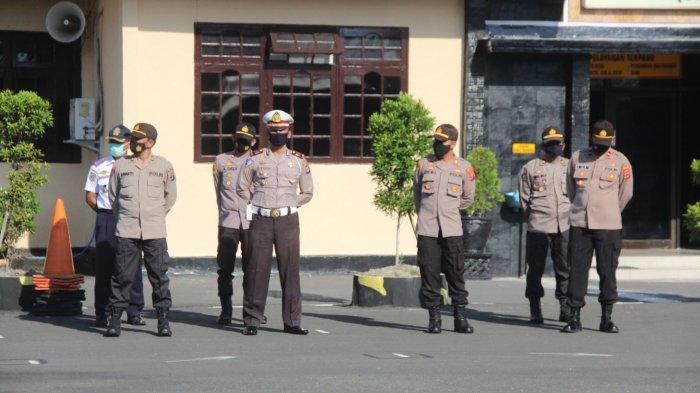 Polres Batola Siagakan Pasukan di Dua Tempat, Antisipasi Pengawalan Demo di Banjarmasin