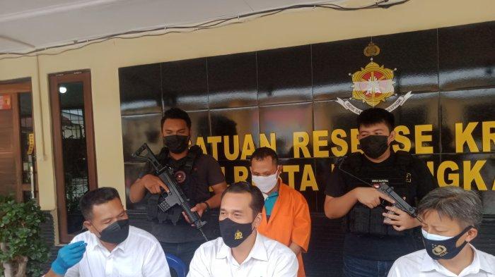 NEWS VIDEO - Pelaku Penipuan Gendam Diamankan di Polresta Palangkaraya