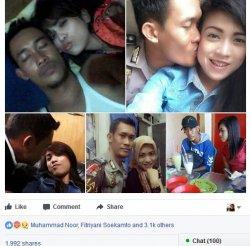 Perempuan Asal Banjarmasin Ini Posting Bukti Perselingkuhan Suaminya, Hingga Jadi Viral