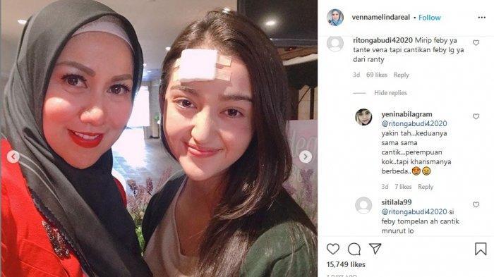 Venna Melinda Unggah Kedekatan dengan Ranty Maria, Ibunda Verrell Bramasta Beri Lampu Hijau?