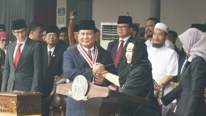 Prabowo Setara Hugo Chavez, Kim Jong Un & Fidel Castro, Raih Anugerah The Star of Soekarno