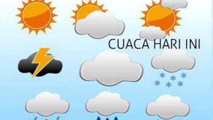 Prakiraan Cuaca Besok Kamis 27 Agustus 2020, Banjarmasin, Palangkaraya, Surabaya Alami Ini