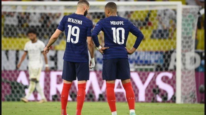Hasil UERO, Skor Prancis vs Jerman 1-0, Gol Bunuh Diri Benamkan Tuan Rumah, Ini Klasemen Grup F