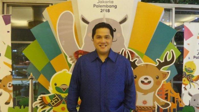 Erick Tohir Berharap Prabowo Fokus Pada Visi Misi
