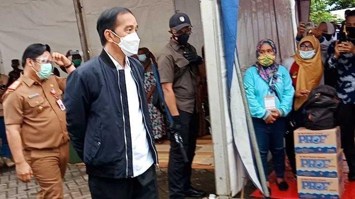 Berapa THR Presiden Jokowi dan Wapres KH Ma'ruf Amin? Ternyata Jumlahnya Segini