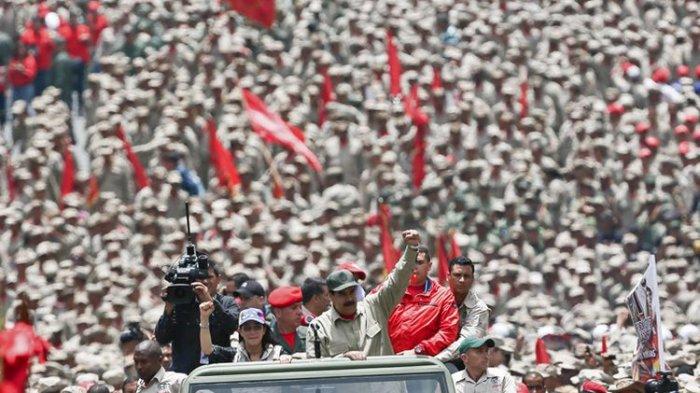 Waduh! Venezuela Akan Jadi Negara Produsen Minyak Pertama yang Gagal Total