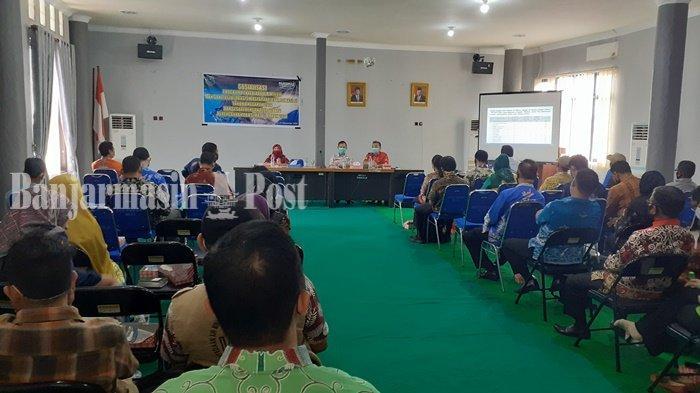 Sosialisasi Program PAMSIMAS III 2021, Ini yang Diharapkan Plt Kadis PUPR-PKP Kapuas