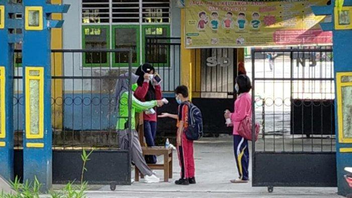 Jelang PTM, Vaksinasi Covid-19 untuk Pelajar SMP-SMA di Palangkaraya Makin Gencar