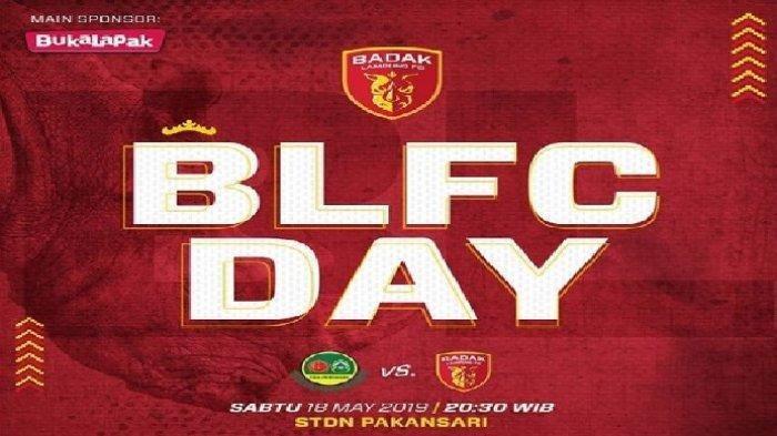 LINK Live Streaming Vidio.com! Shopee Liga 1 2019 PS Tira Persikabo vs Badak Lampung FC Sesaat Lagi