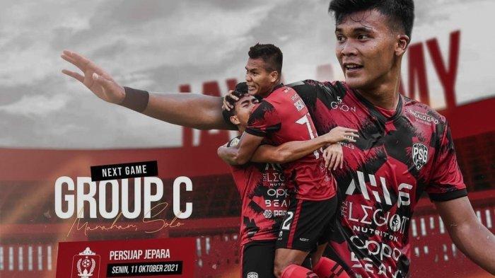 Link Live Streaming PSG Pati vs Persijap, Laga Krusial di Jadwal Liga 2 2021 Tak Tayang Indosiar