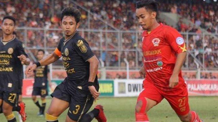 PSS Sleman Taklukan Kalteng Putra, Skor Akhir 2-0, El Loco Cristian Gonzales Borong 2 Gol