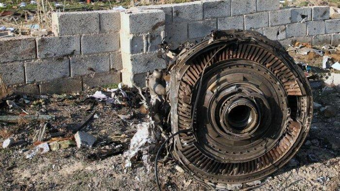 Akhirnya Iran Akui Tak Sengaja Tembak Pesawat Boeing 737 Ukraina yang Menewaskan 176 Penumpang