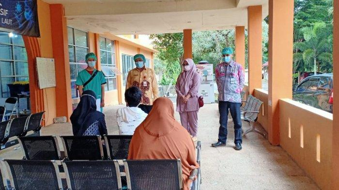 Pasien Covid-19 Sembuh Kian Mengalir Deras di Tala Kalsel, Sisa ini yang Jalani Isolasi