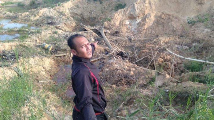 Pendulangan Intan di Pumpung, Banjarbaru Kalsel Makan Korban, Satu Orang Tewas, April Lalu 5 Orang