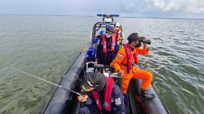 Operasi pencarian korban tenggelamnya KM Putri Ayu 3 di Perairan Kumai, Kobar, Kalteng