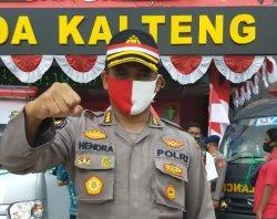 Kabid Humas Polda Kalteng Pemateri Pelatihan Menulis Berita Kriminal Wartawan Anggota PWI