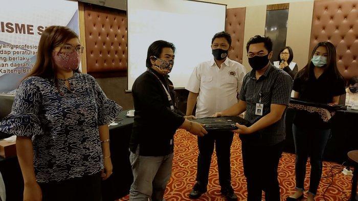 Rentan Konflik, PWI Kalteng Bekali Wartawan Aturan Penulisan Lewat Media Siber