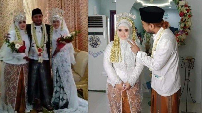 Setelah Videonya Bersanding dengan 2 Perempuan di Pelaminan Viral, Ra Karror Bangkalan Menikah Lagi