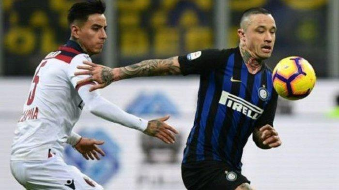 Liga Italia, Tuan Rumah Inter Milan Makin Tertinggal dari Napoli Usai Dikalahkan Bologna 0-1