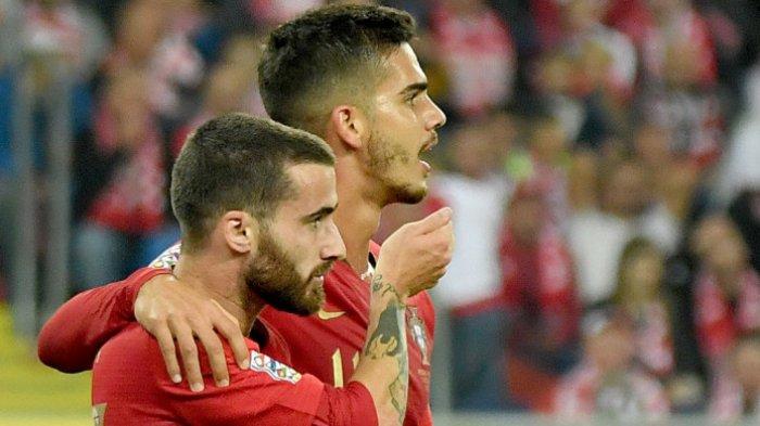 Hasil Liga Negara Eropa - Tanpa Cristiano Ronaldo, Portugal Tekuk Tuan Rumah Polandia