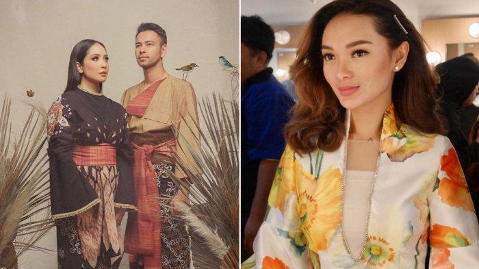 Reaksi Kikuk Zaskia Gotik Duduk Dekat Nagita Slavina, Istri Raffi Ahmad Kunjungi Artis Pesbukers