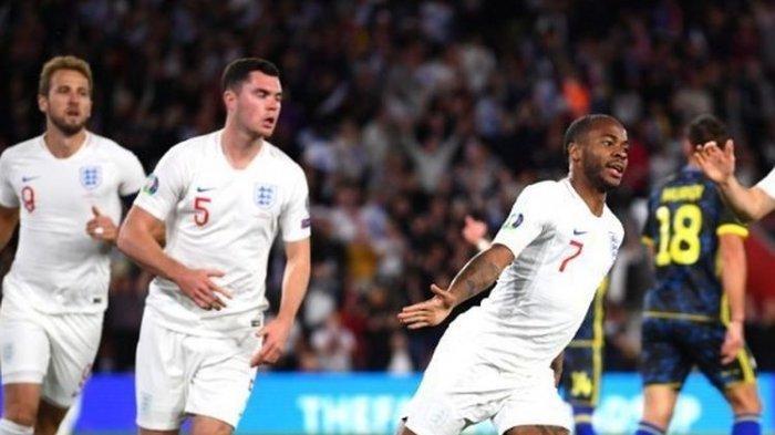 Timnas Perancis dan Inggris Kokoh di Puncak Klasemen Grup, Berikut Hasil Laga Kualifikasi Euro 2020