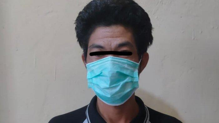 Petugas Polres Kotim Tangkap Warga Ketapang Pengedar Sabu