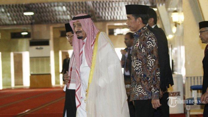 Jokowi Telepon Raja Arab Saudi Soal Ibadah Haji Tahun 2020, Bagini Jawabannya
