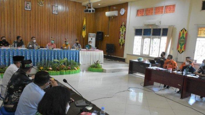 Perkantoran di Kabupaten Kapuas Terapkan WFH, Perjalanan Dinas ke Luar Daerah Sementara Dilarang