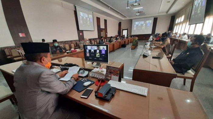 Anggaran Covid-19 Capai Rp500 Miliar, DPRD Kalteng Bentuk Pansus  Pengawasan