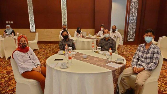 Sejumlah Instansi Rapat Koordinasi Pembinaan Terpadu Gakkumdu Jelang Pilgub Kalteng