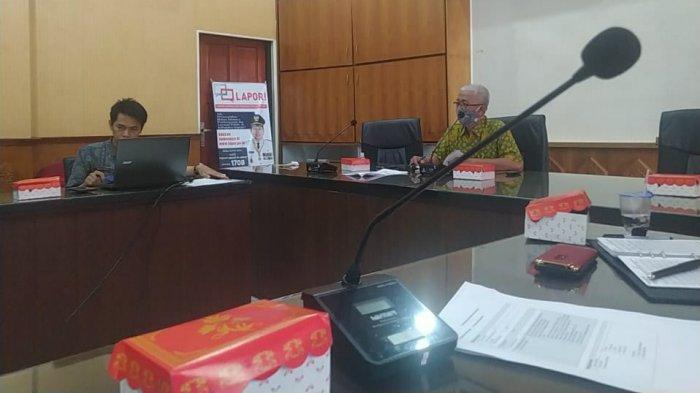 Penyusunan Standar Pelayanan Publik di Kapuas, Ini yang Disampaikan Kepala Bagian Organisasi