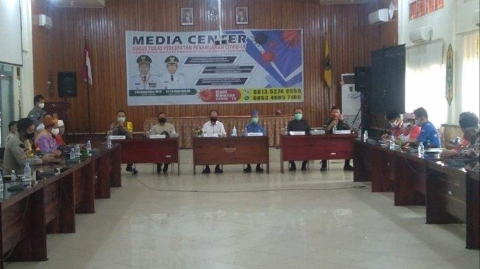 PSBB Kabupaten Kapuas Resmi Berlaku Mulai 1 Juni