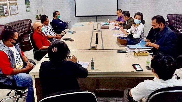 Raih Suara Aklamasi, Eddy Raya Terpilih Menjadi Ketua KONI Kalteng